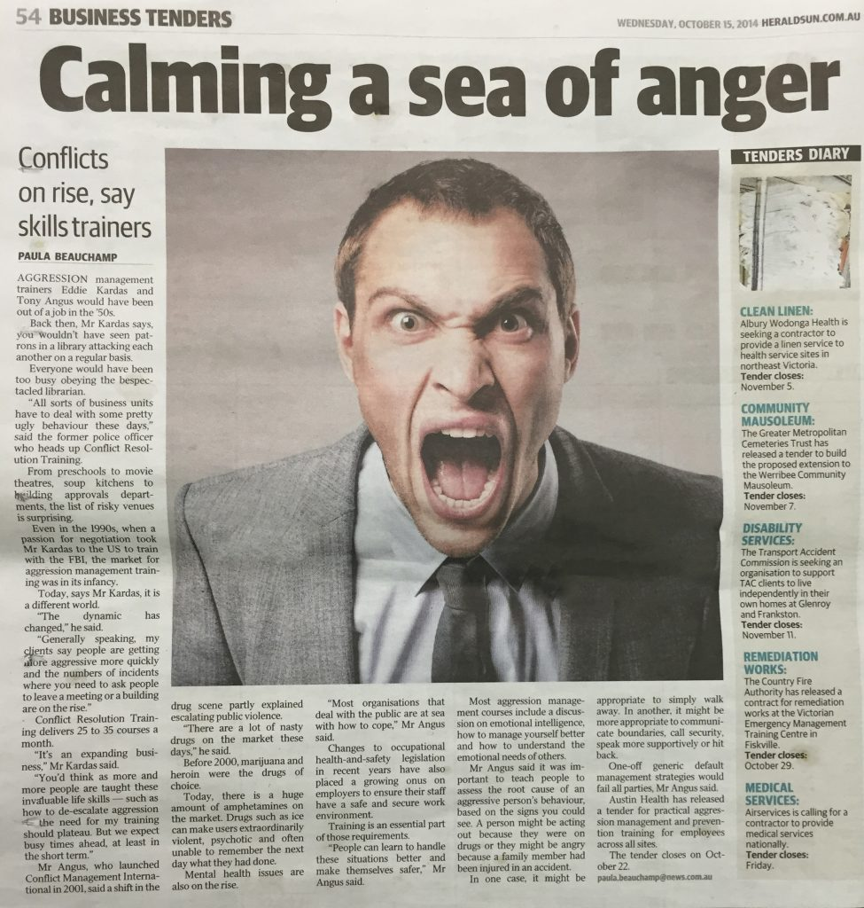 conflict resolution article 975x1024 - Herald Sun Article